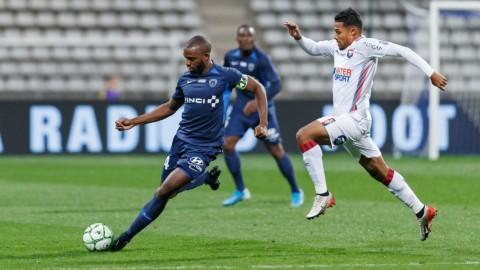 Un premier match amical contre Caen
