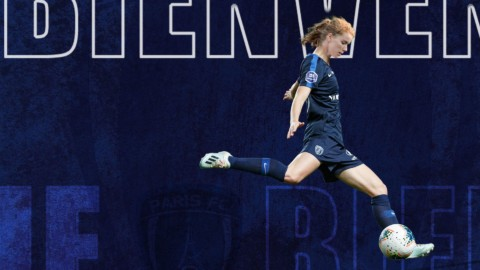 Célina Ould Hocine rejoint le Paris FC