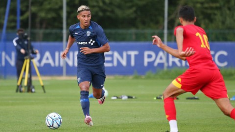 Paris FC – Le Mans FC en photos