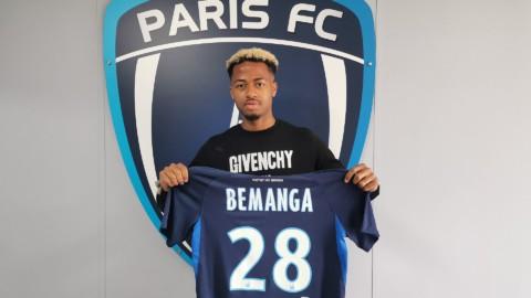 Kévin Bemanga rejoint le Paris FC