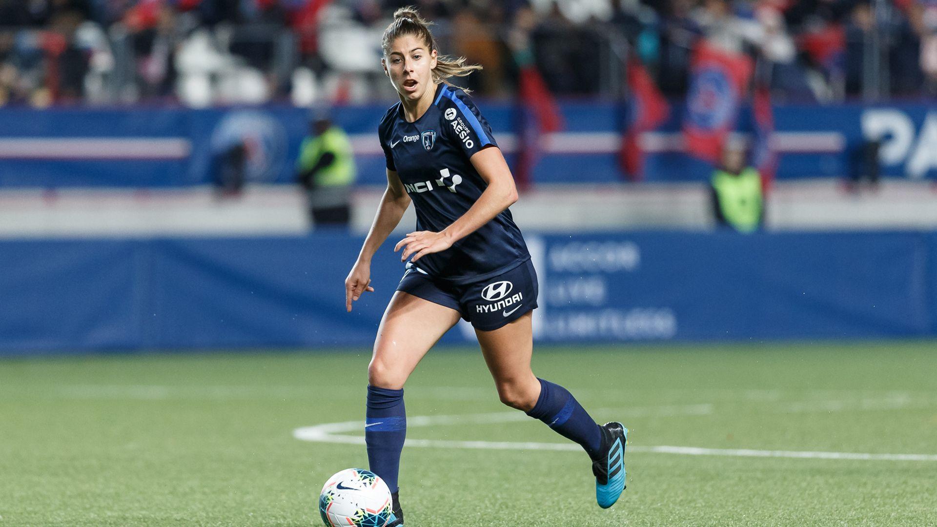 Camille Catala prolonge au Paris FC