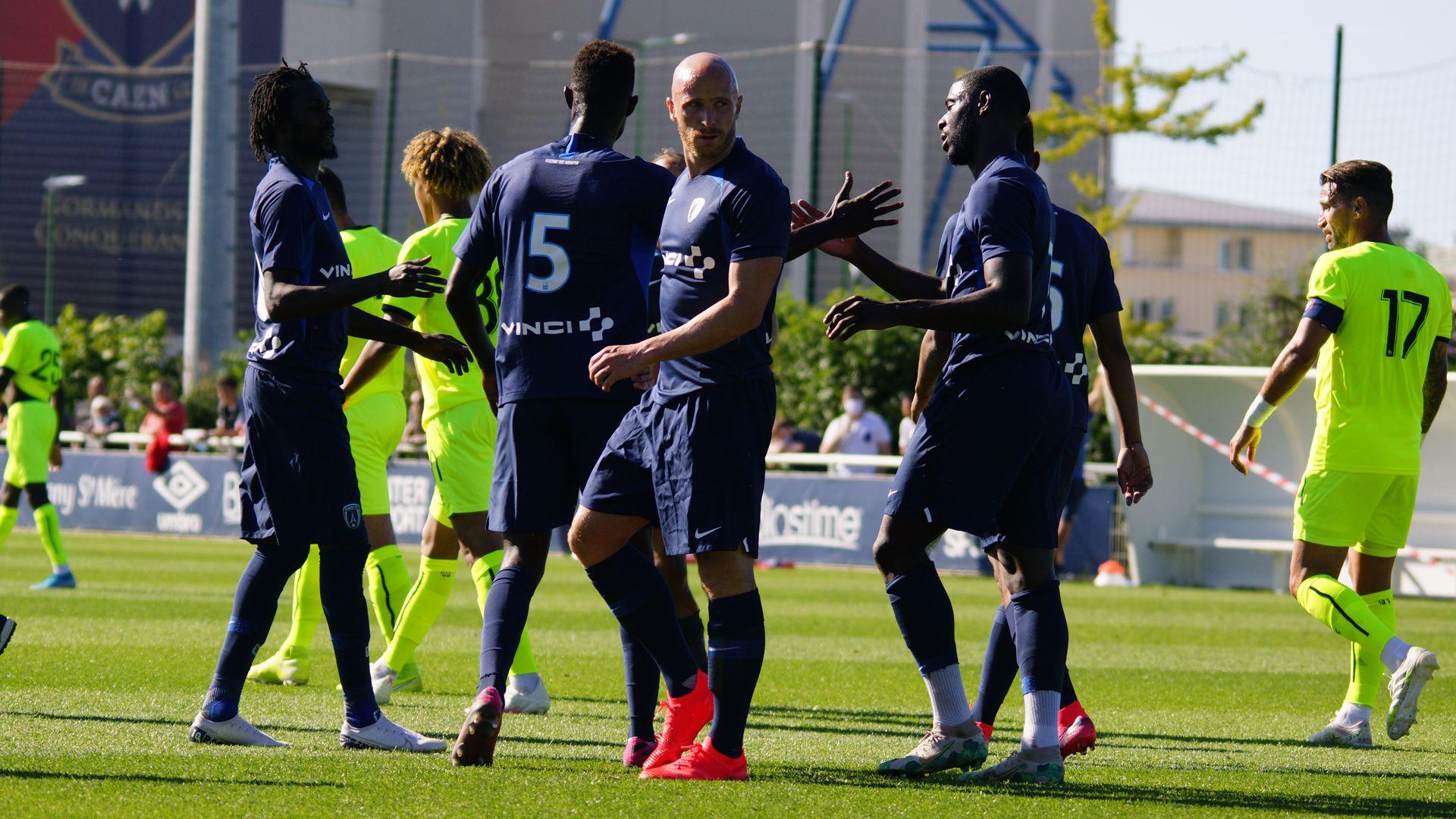 SM Caen – Paris FC : Une première réussie