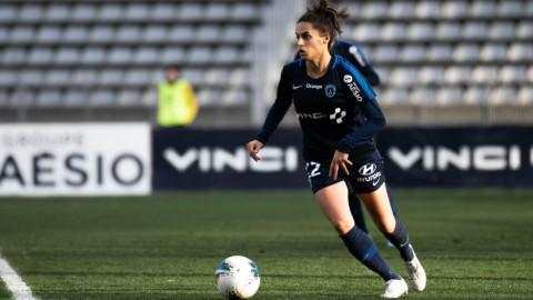 Sophie Vaysse reste au Paris FC