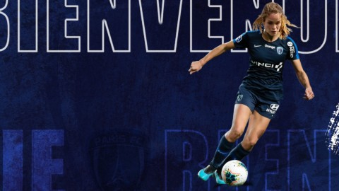 Tess Laplacette rejoint le Paris FC