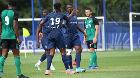 Paris FC – Red Star [2-0] : Le strict nécessaire