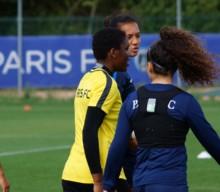 La préparation des U19 Féminines