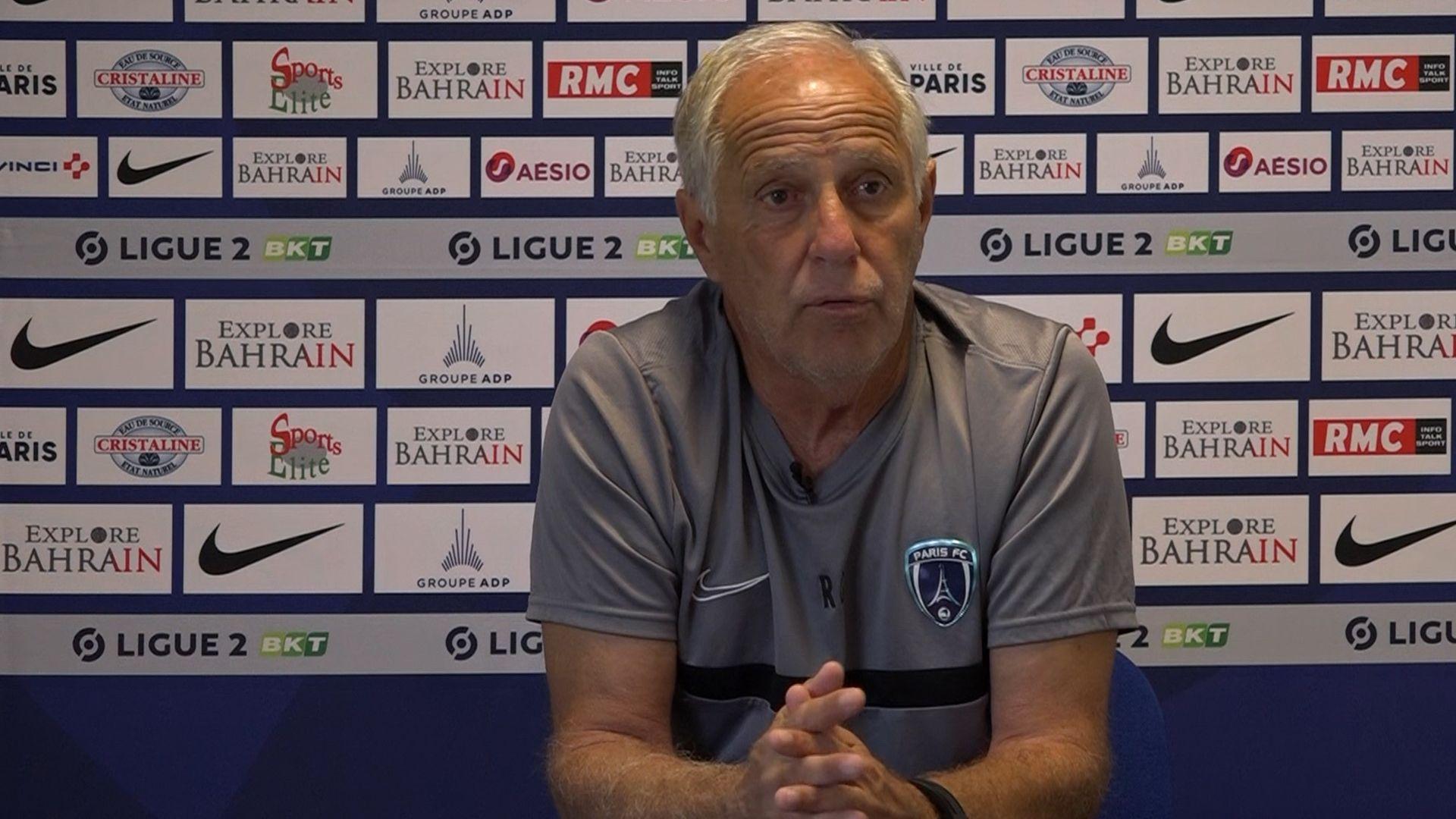 """""""Il faudra un Paris FC très vigilant"""""""