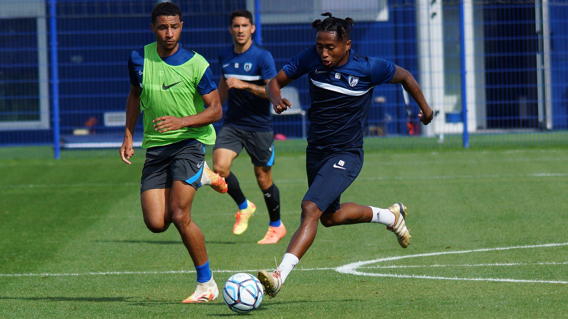 Amiens SC – Paris FC : le groupe parisien