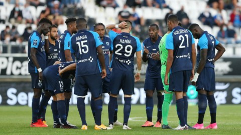 Amiens SC – Paris FC : L'album photos