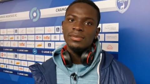 Youssoupha Ndiaye : «On a montré que l'on était une équipe avec du caractère»