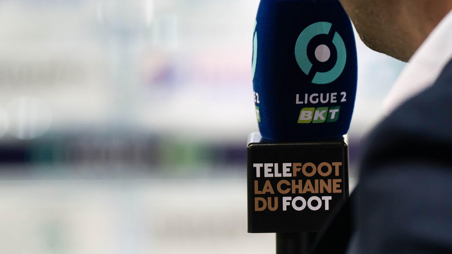 Ligue 2 BKT : Programmation de la 7ème journée