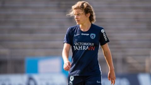 """Daphné Corboz : """"Je me sens très bien au Paris FC"""""""
