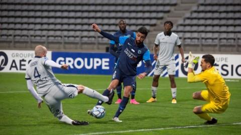 Ali Abdi : «J'ai donné pour l'équipe»