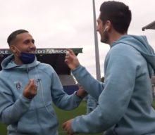Vidéo : En immersion avec les joueurs pour le déplacement à Châteauroux