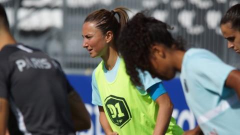 Montpellier – Paris FC : un groupe de 18 joueuses