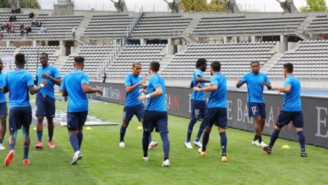 Paris FC – Havre AC : Le groupe parisien