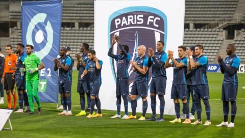 Châteauroux – Paris FC : Le groupe parisien