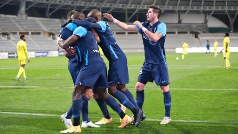 Paris FC – Pau FC [1-0] : Sur le fil