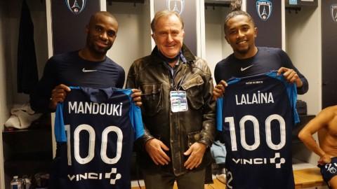 Cyril Mandouki : «Je suis très fier»