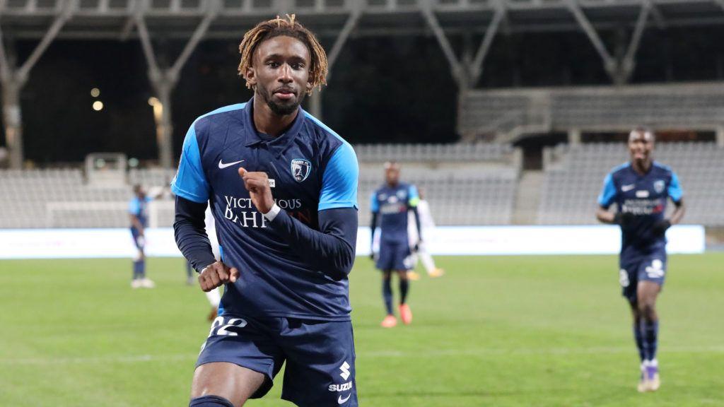 Charles Boli élu homme du match - Paris FC