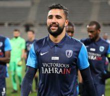 Ali Abdi élu meilleur parisien de la rencontre