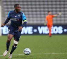 Axel Bamba élu meilleur parisien de la rencontre