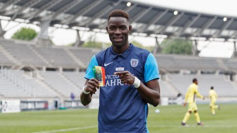 Moustapha Name élu meilleur parisien de la rencontre