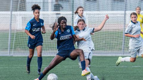 U19 Nationales : Le Paris FC défait par Le Havre