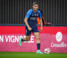 Jaouen Hadjam élu meilleur parisien face à Pau