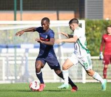 Nouvelle victoire pour l'Equipe de France U18